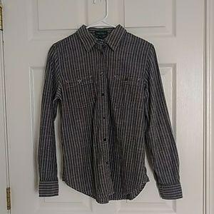 Ralph Lauren long sleeve button up